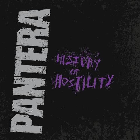 Pantera / History Of Hostility (CD)