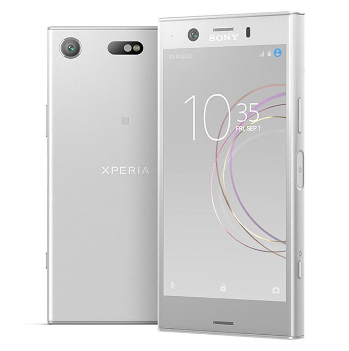 Смартфон Sony Xperia XZ1 Compact, цвет белое серебро