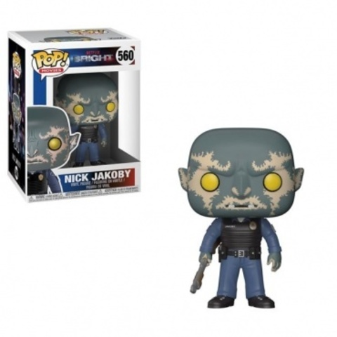 Nick Jakoby Funko POP! Bright by Netflix №560 || Ник Джакоби. Яркость SALE!