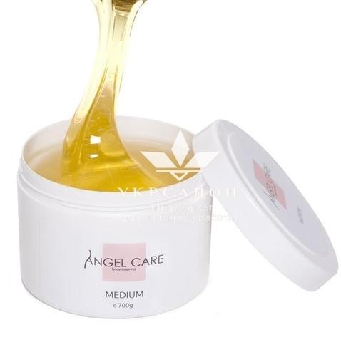 Сахарная паста для шугаринга Angel Care Medium