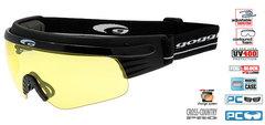 Лыжные Очки goggle линия Shima black/yellow