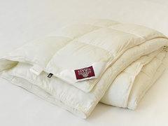 Элитное одеяло кассетное 150х200 Non-Allergenic Premium шампань от German Grass