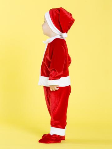 Костюм Санта Клаус малыш 4