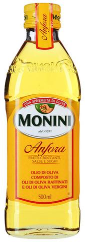 """Масло оливковое """"Monini"""" рафинированное 0,5л"""