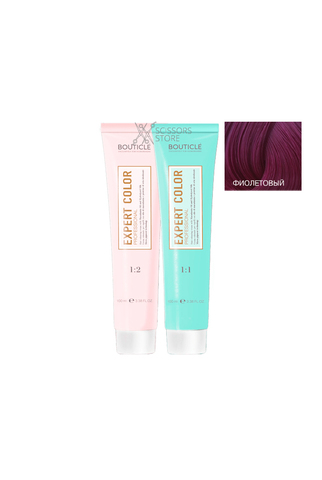 Expert Color Hair Color Cream Фиолетовый 100 мл