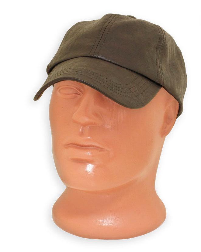 Кепка - Baceball Cap DF (коричневая - brown)