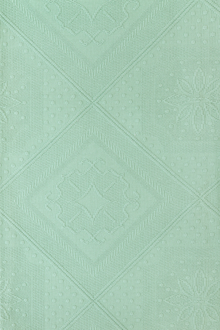 Покрывало 240х260 Luxberry Lana зеленое
