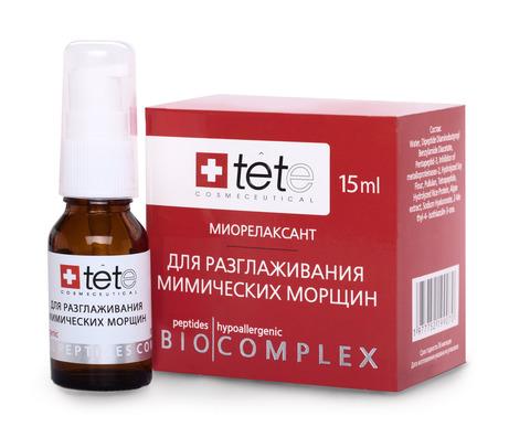 Tete Биокомплекс Миорелаксант - Для коррекции мимических морщин