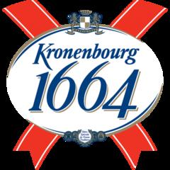 Пиво Kronenbourg 1664