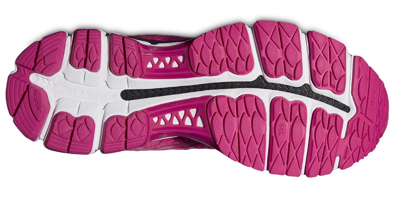 Женские кроссовки для бега Asics Gel-Nimbus 17 Lite-Show (T56NQ 2121) фото