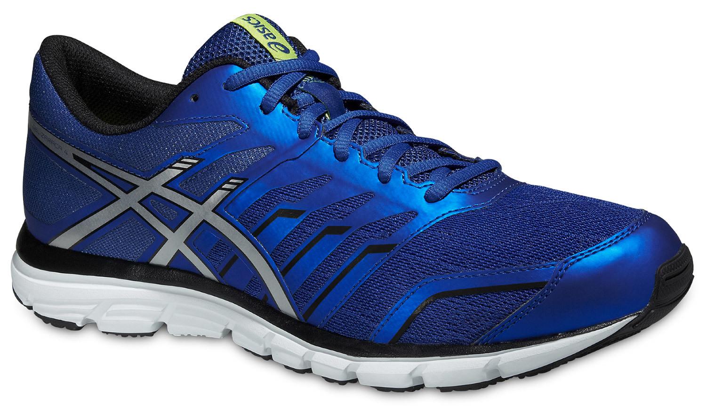 Мужские кроссовки для бега Asics Gel-Zaraca 4 (T5K3N 4293) синие