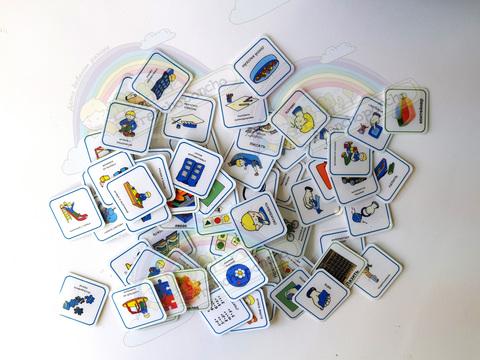 Карточки-пексы