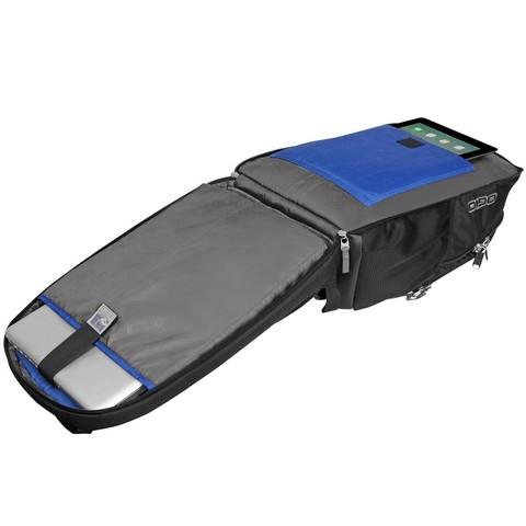 Картинка рюкзак для ноутбука Ogio Circuit Black/Dark Static
