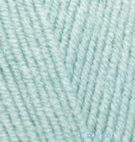 Пряжа Lanagold (Alize) 522 Мята, фото