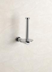 Держатель туалетной бумаги вертикальный Windisch 85352CR Ribbed