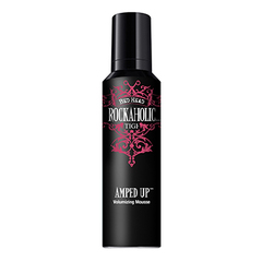 TIGI Rockaholic Amped Up Mousse Schaumfestiger - Мусс для объема волос