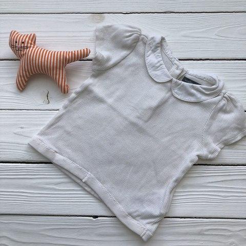 блузка для маленькой модницы Gap на 12-18 месяцев