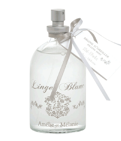 Спрей-дымка для белья Белое белье, Amelie et Melanie