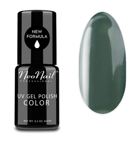 NeoNail Гель лак UV 6ml Dirty Green №3779-1