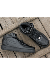 Кроссовки Nike Air Force 1 Mid - Black