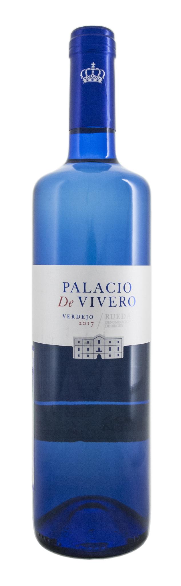 Вино Паласио де Виверо Вердехо з.н.м.п. белое сухое категории DO рег.Руэда  0,75 л Испания