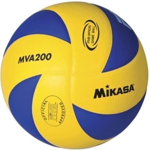 Мяч волейбольный Mikasa MVА200