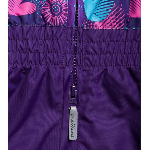 Premont Зимний комбинезон Фестиваль огней Монреаля sport W17372 Purple