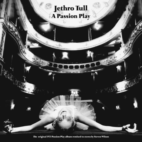 Jethro Tull / A Passion Play (LP)
