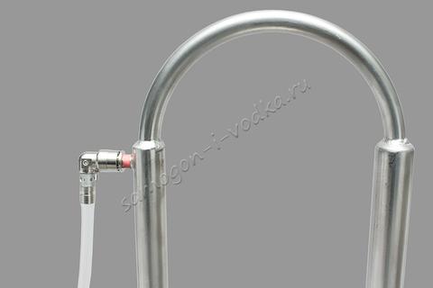 Быстросъемы на воду охлаждения угловые