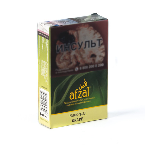 Табак Afzal Grapes (Виноград) 40 г