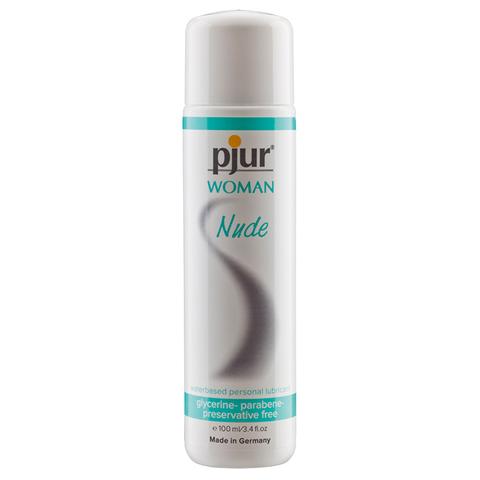 Женская бережная смазка pjur WOMAN nude (разный объем)