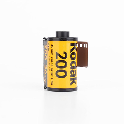 Цветная фотопленка Kodak ColorPlus 200 135