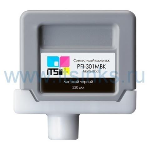 Картридж PFI-1300MBK 330 мл
