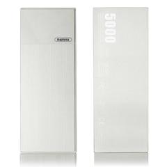 Внешний аккумулятор Remax 5000 mAh Белый