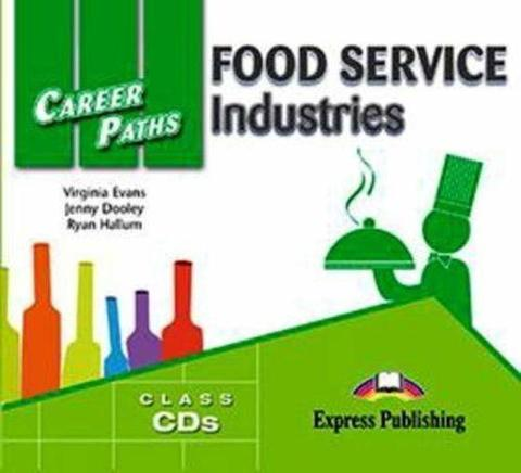 Career Paths Food Service Industries (Esp) Audio Cds (Set Of 2). Аудио CD (2 шт.)