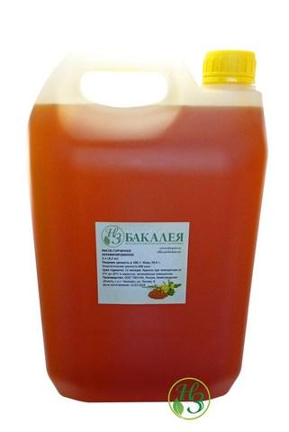 Горчичное масло холодного отжима, нерафинированное (цена за гр)