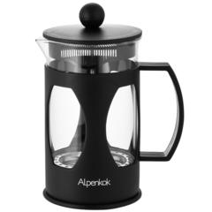 Френч-пресс 600мл Alpenkok АК-708/60 черный