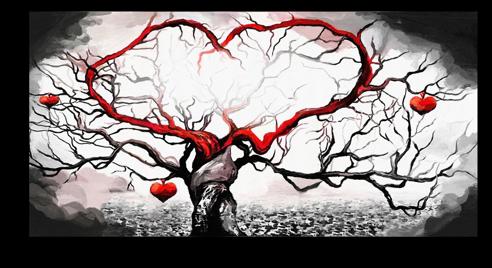 """Постеры Постер """"Любовное дерево"""" п54.png"""