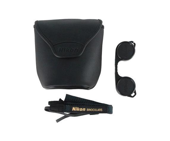 защитные крышки, сумка и ремень бинокля T11 8x-24x