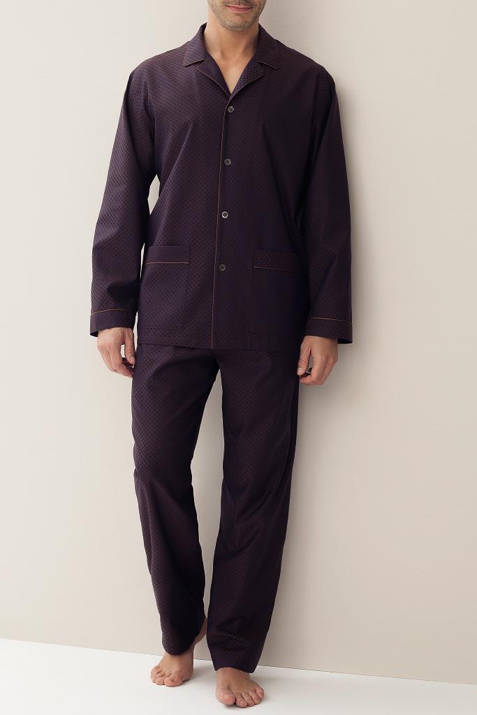 Мужская пижама класса люкс Zimmerli