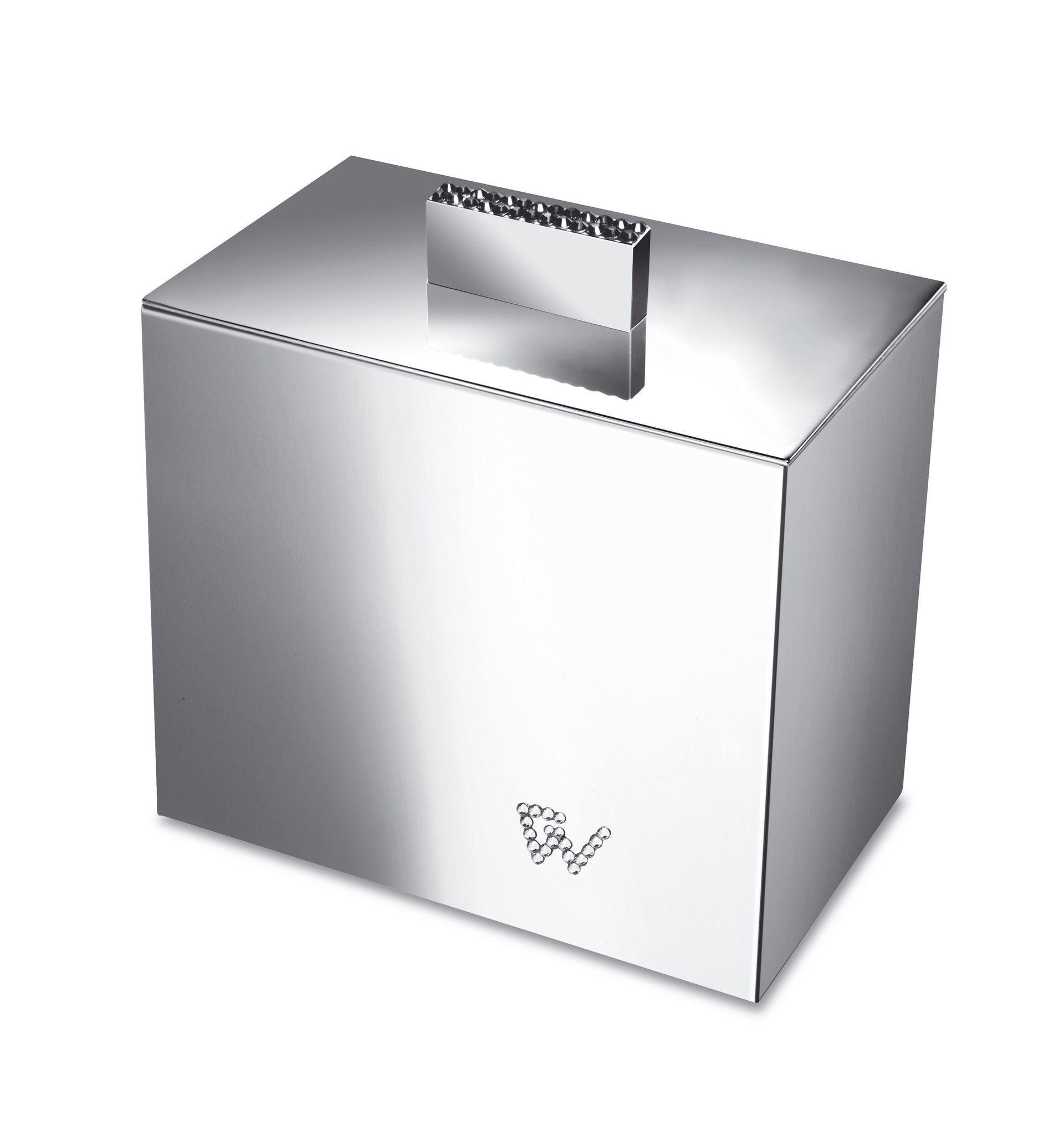 Емкость для косметики большая 88527CR Starlight от Windisch