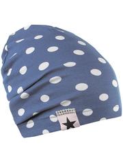 10058-2 шапка для девочек, серая