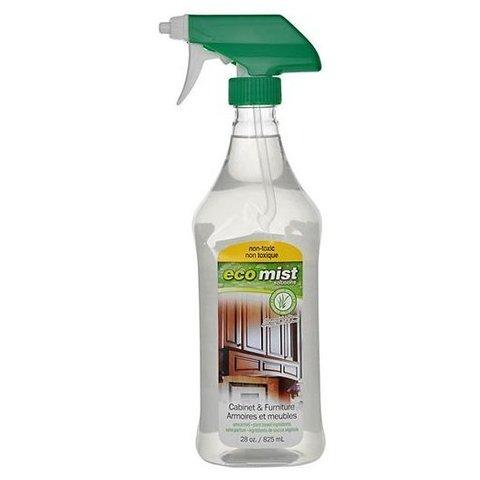 Eco mist Средство для чистки мебели и уборки в кабинете, 825 мл