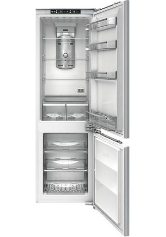 Встраиваемый двухкамерный холодильник Fulgor Milano FBCD 344 TNF ED