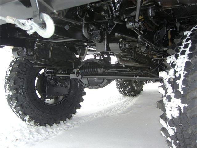 Изготовление редукторных мостов на основе ГАЗ Спайсер фото-4