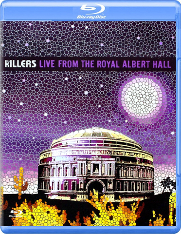 The Killers ‎/ Live From The Royal Albert Hall (Blu-ray)