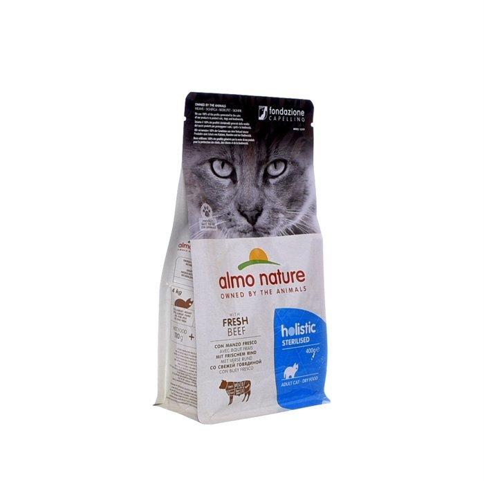 Сухой корм Корм для кастрированных кошек, Almo Nature Functional Adult Sterilised Beef and Rice, с говядиной и рисом 20355.jpg