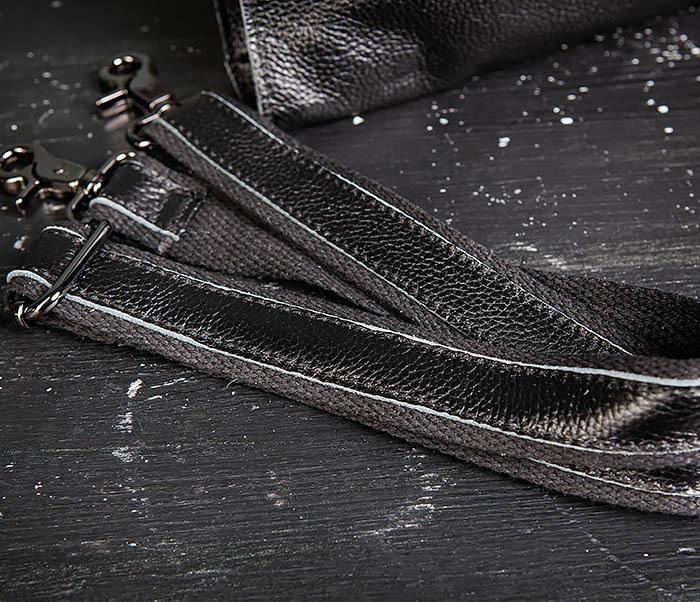BAG494-1 Мужская сумка папка из мягкой натуральной кожи фото 08
