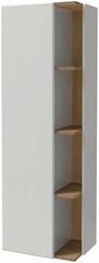 Шкаф-пенал Jacob Delafon TERRACE EB1179G-G1C 50 см, белый лак