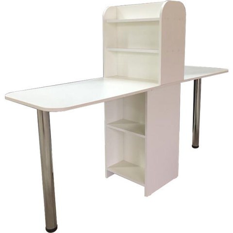 Маникюрный стол Комфорт №6 двойной